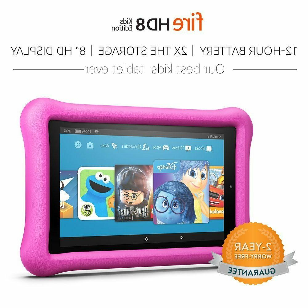 All-New Kids Tablet, Pink