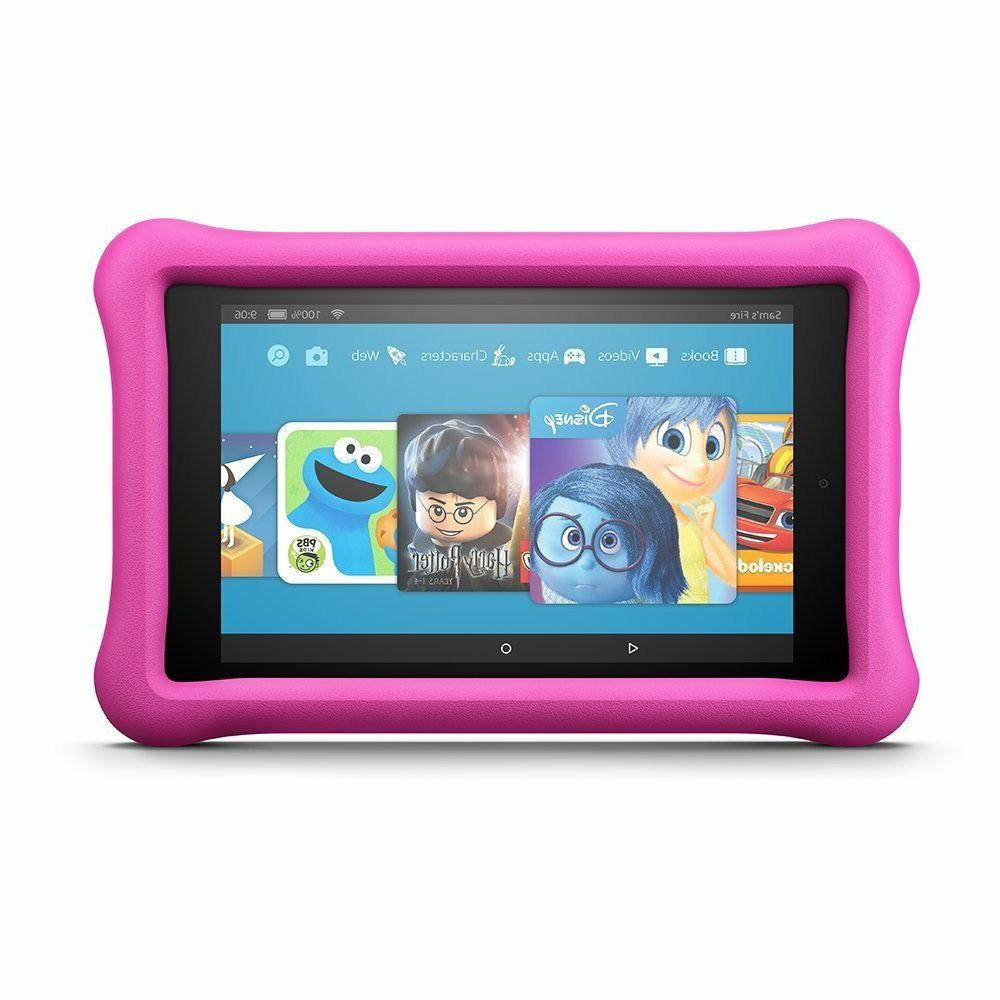 all new fire hd 8 kids edition
