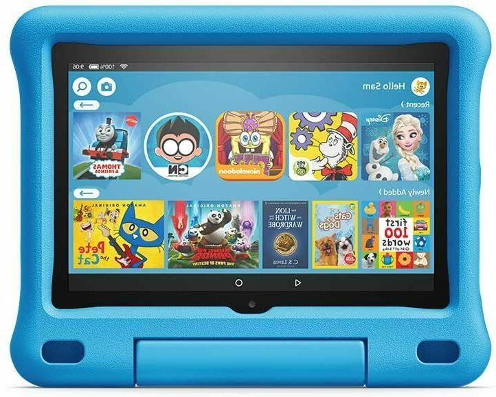"All-new Fire HD 8 Kids Edition Tablet 8"" HD display 32GB Kid"