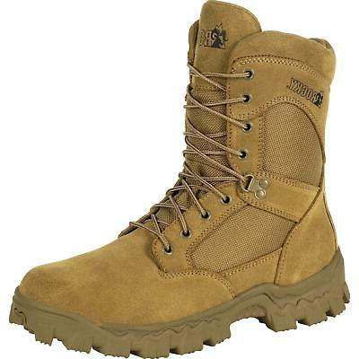 alpha force 8 inch duty boot