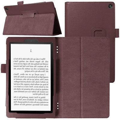 For Kindle Fire 8 8 Inch Tablet PU