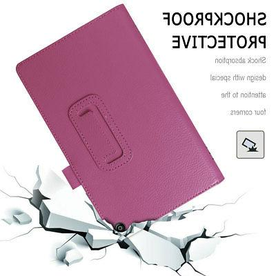 For Amazon 8 2018 8th 8 Inch PU Leather Cover
