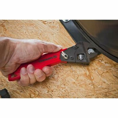 ATR28 Ratcheting Wrench, Red/Black Tools Home