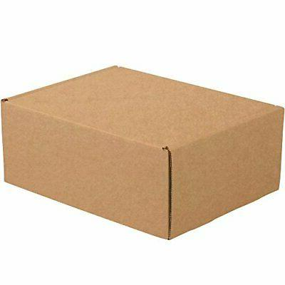brown kraft deluxe literature mailing boxes 11