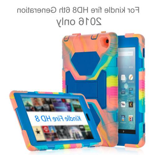 Case For Amazon Fire HD Inch 2016