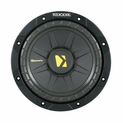 comps 8 inch 4 ohm subwoofer 40cws84