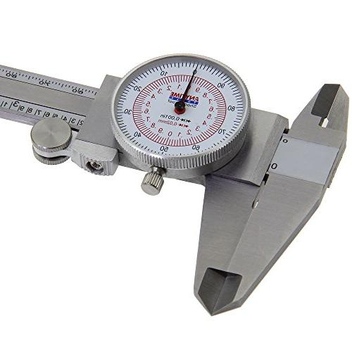 """Anytime Tools 8"""" / 200mm Reading Scale Standard MM"""