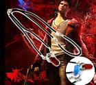 DMC Devil May Cry Cosplay Accessory Dante Red Blue Crystal P
