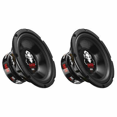 dual voice coil car subwoofer