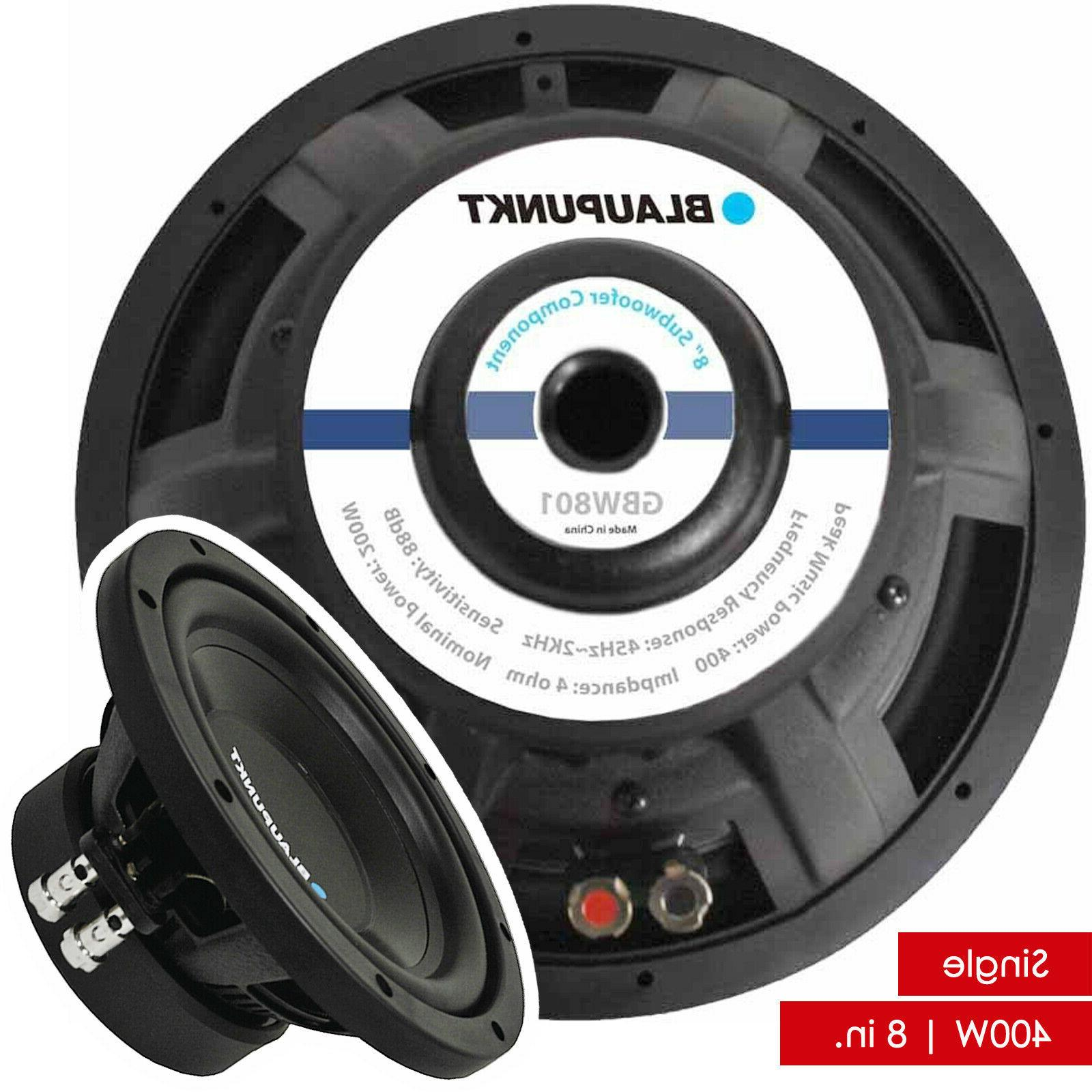 gbw801 8 inch single voice coil 400w