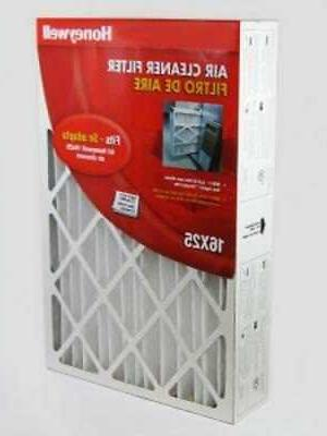 Genuine Honeywell Furnace Filter 16x25x4 Merv 8 5-Pack CF100