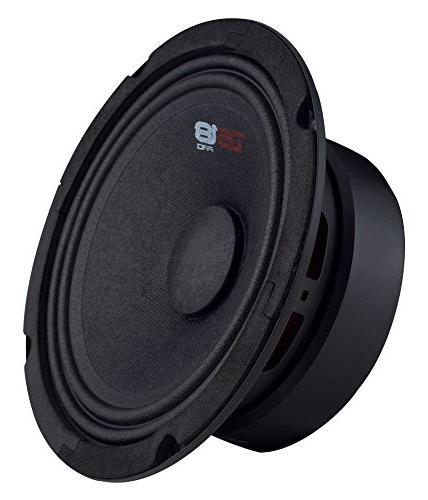 """DS18 8"""", Midrange, Basket, 580W RMS, 8 Ohms Premium Quality Audio Door Speakers for or Truck Stereo System"""