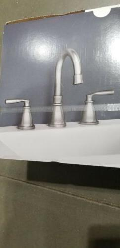 Moen Hilliard Bathroom Faucet Widespread 6 Or 8 Inch new in