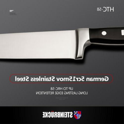 Super 8 inch German Stainless Knife
