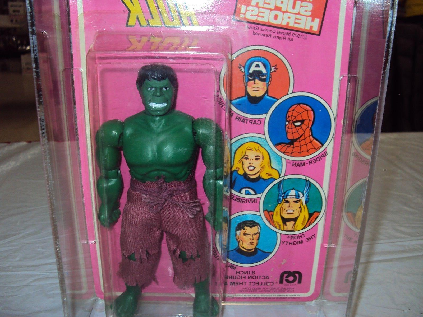 MEGO 8 INCH WORLDS GREATEST THIS IS ONLY