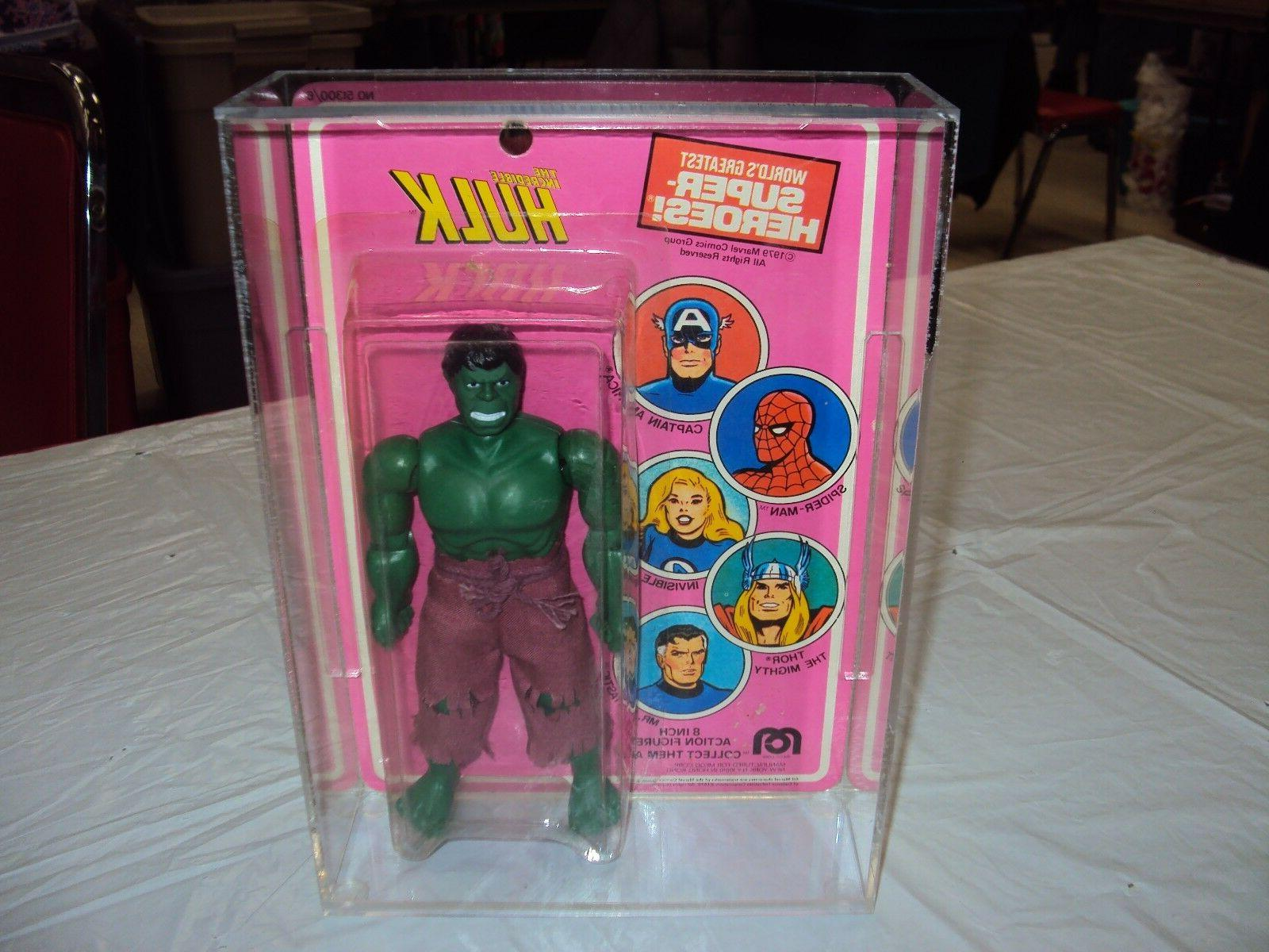 mego 8 inch worlds greatest hereos this