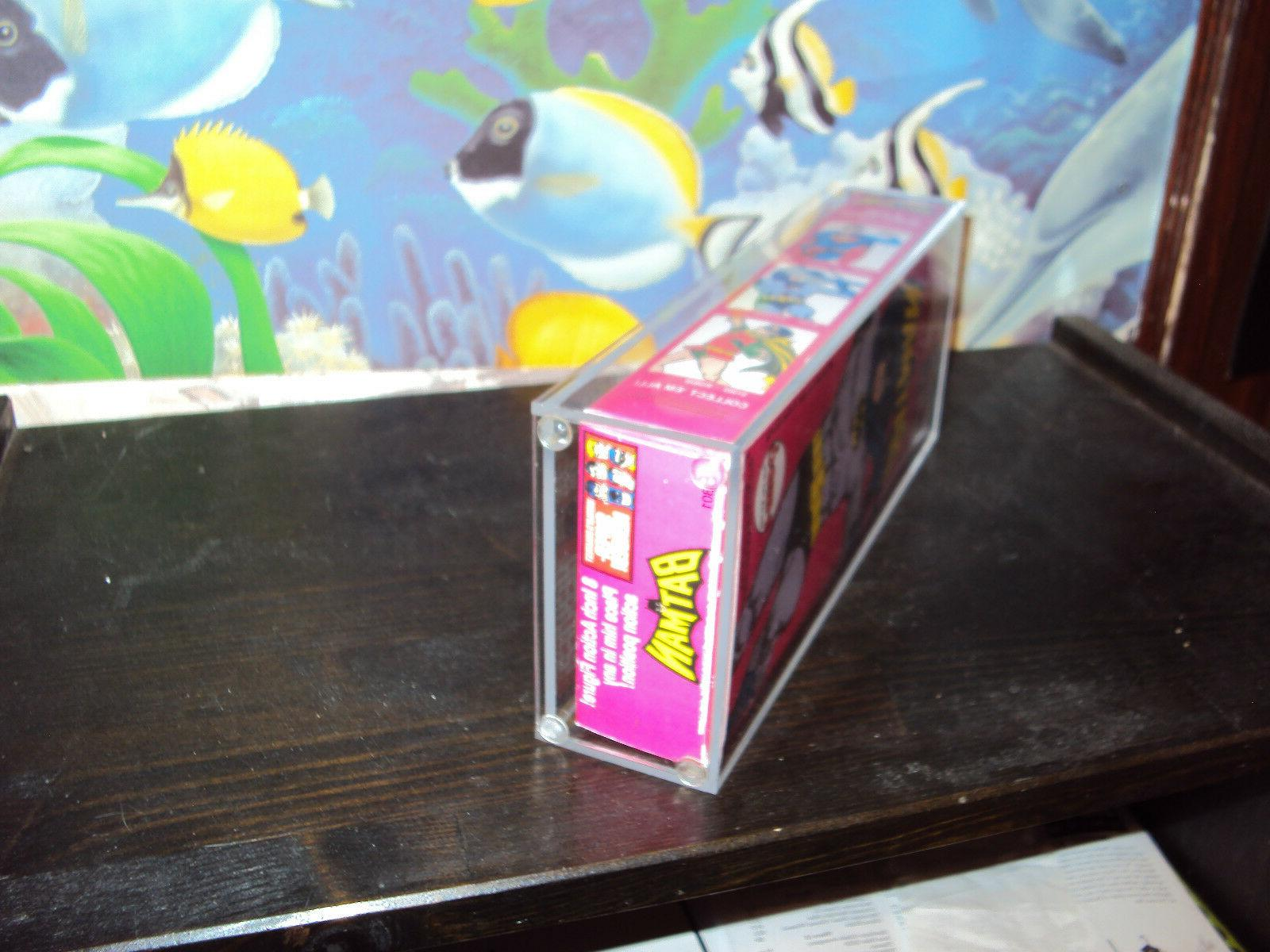 MEGO VINTAGE 8 BOXED FIGURES THIS SALE IS ONLY NO TOYS