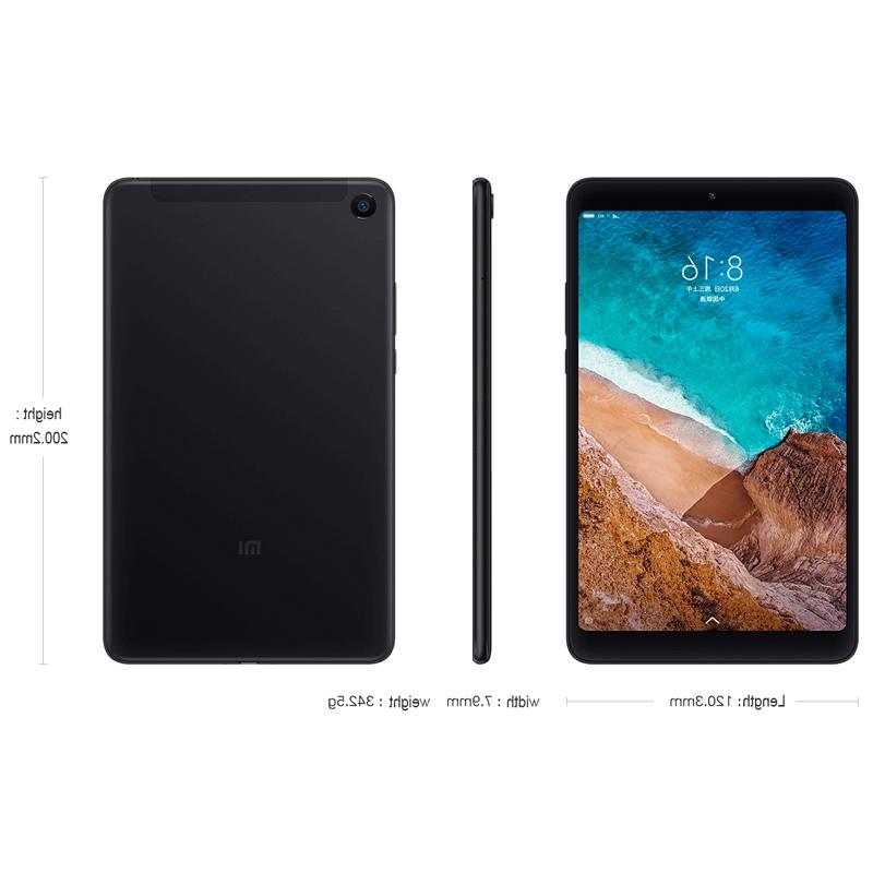 Xiaomi MiPad 4 Tablet <font><b>inch</b></font> Snapdragon 660 Core 4GB 64GB FHD ID Android Tablet