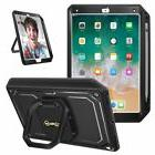For New Apple iPad Pro 10.5 inch 2017 Rotating Case Grip Sta