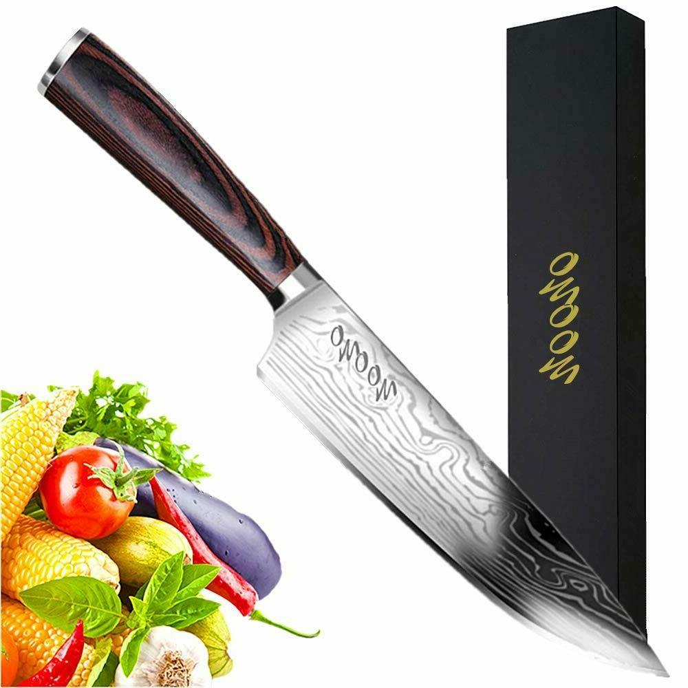 new multipurpose kitchen chef knife 8 inch