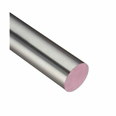Online Metal Supply 303 Stainless Steel Round Rod, Diameter: