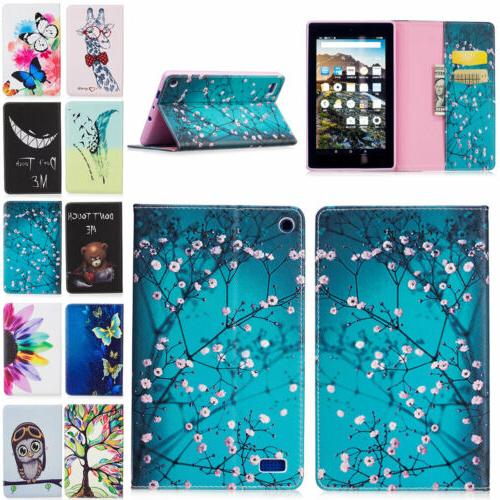painting stand case for amazon kindle fire