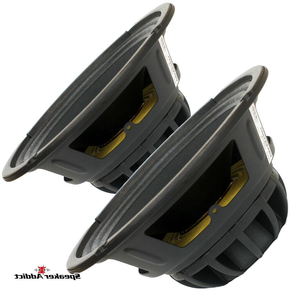pair tn0820 8 inch woofer midbass midrange