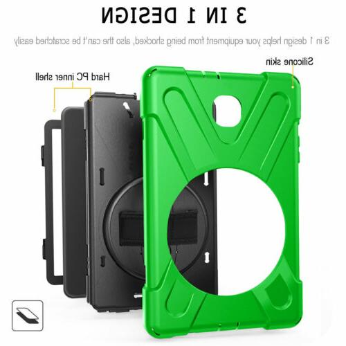 Rotating Case For Samsung Tab 8.0 2018 SM-T387 8 Inch