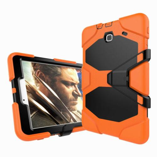For Samsung Tab A 8-Inch Tablet Military Cover