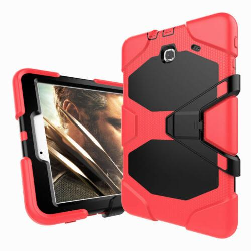 For Samsung Galaxy Tab A Tablet Military Protective Cover