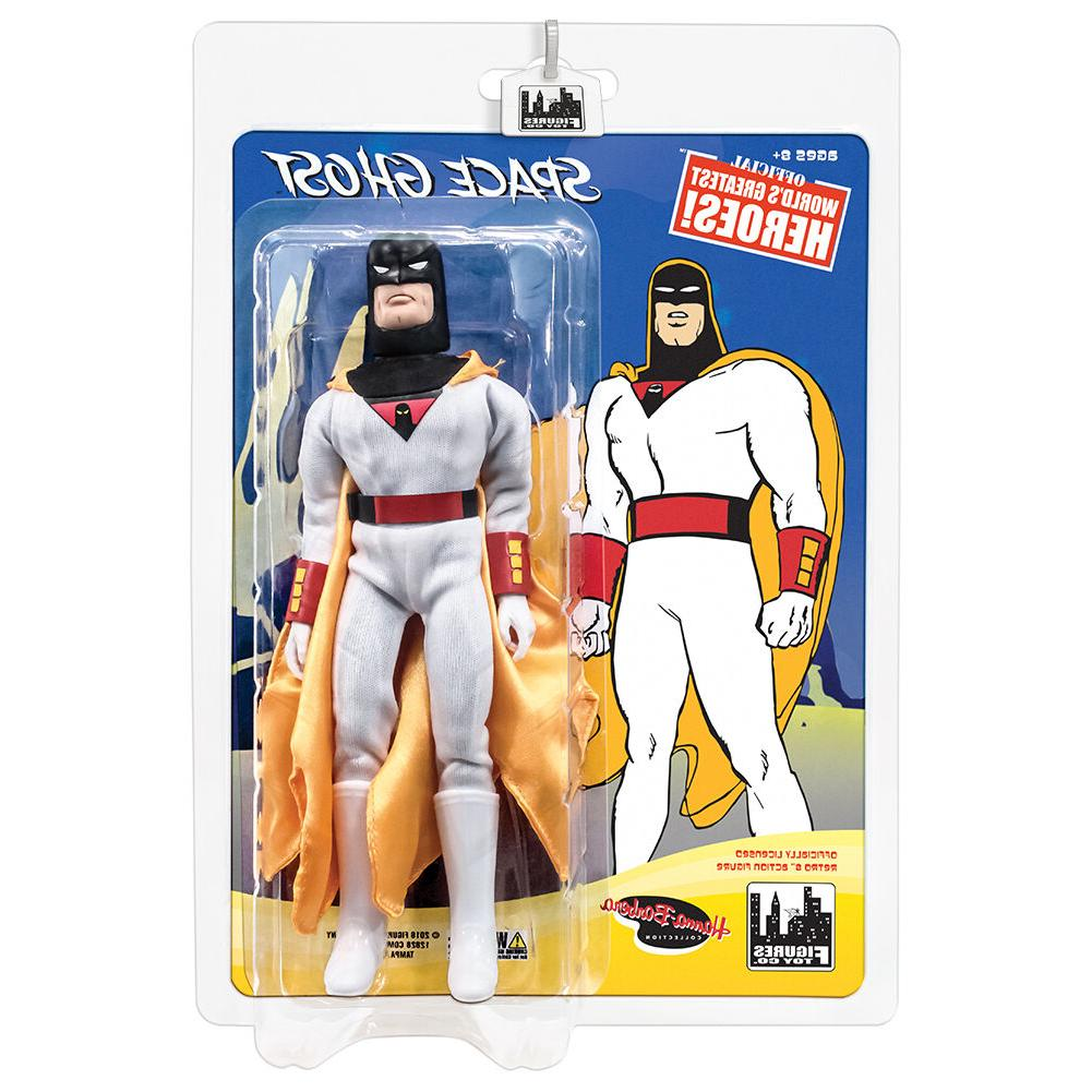 space ghost series mego style 8 inch