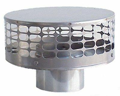 stamp stainless steel liner chimney