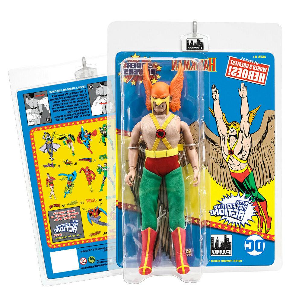 super powers 8 inch action figures
