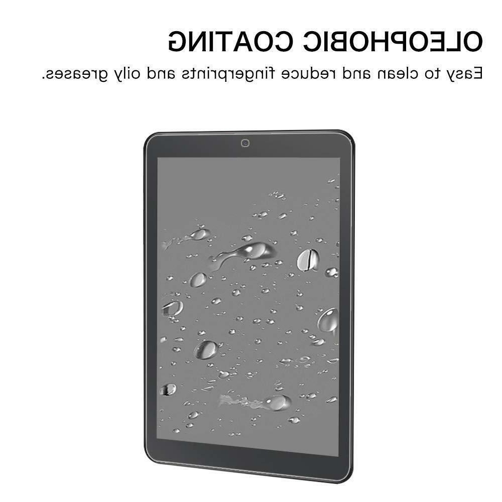 Tempered Glass for A 8 Tablets