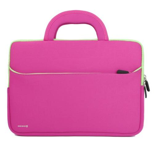ultraportable neoprene zipper carrying case