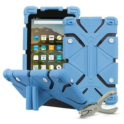 Universal Shockproof Silicone Protective Cover Case For 7-8