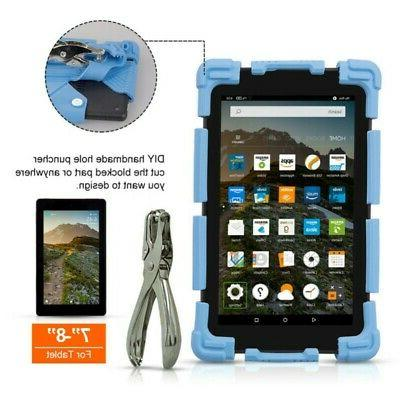 Universal Shockproof Silicone Protective Cover Case For 7-8I