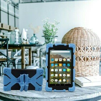 Universal Shockproof Silicone Protective Cover Case For iPad