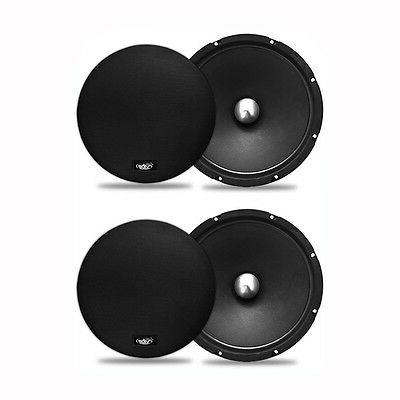 2-Pack Lanzar Bullet Speakers VSMR8