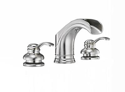 BWE Waterfall 8-16 Inch 3 Holes Two Handle Widespread Commer