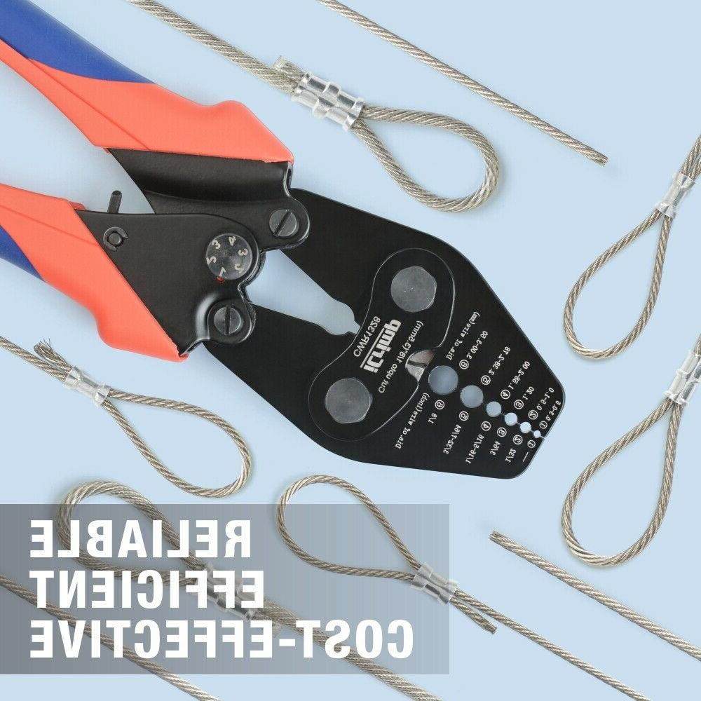 Wire Rope Cutting 1/8-inch