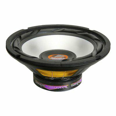 wx85x inch subwoofer