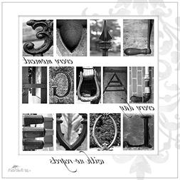 Live, Laugh and Love Occasions Trivet