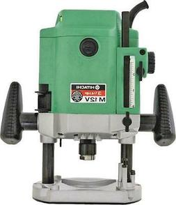New Hitachi M12VE 3-1/4 HP Variable Speed Plunge Router with