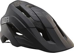 Fox Racing Metah Mountain Bike Helmet Matte Black, M/L