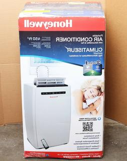 Honeywell MN10CESWW 10000 BTU Portable Air Conditioner & Acc