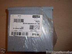 """NEW HOFFMAN A8R86 NEMA 3R ENCLOSURE WITH KNOC OUTS 8"""" inch x"""