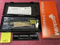 *NEW* MITUTOYO JAPAN MADE 8 Inch Absolute Digital Caliper P3