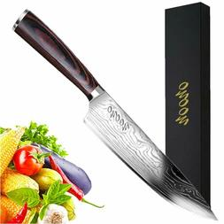 Multipurpose Kitchen Chef Knife 8-inch High Carbon Stainless