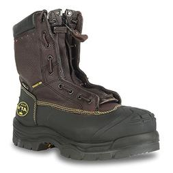"Oliver 65 Series 8"" Leather Chemical-Resistant Steel Toe Lac"